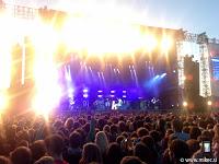 Koncert The Killers - Stožice, Ljubljana