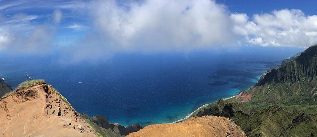 Kalalau Lookout Trail