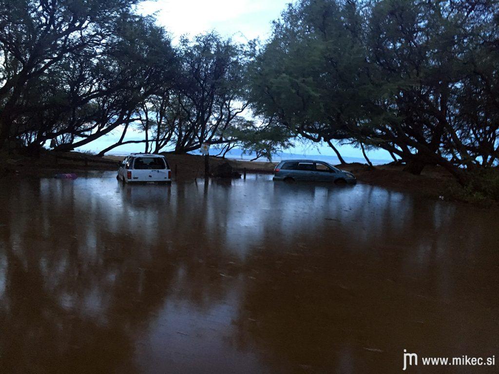 Poplave v kampu