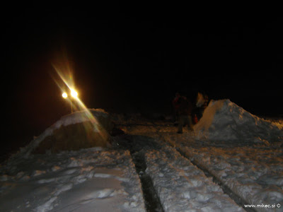 Snowboard night session @ Javorovica