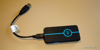 širokopasovni mobilni internet – UMTS / HSDPA