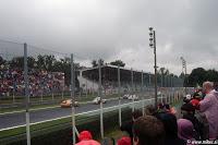 Ogled dirke Formule 1 za VN Monze 2008