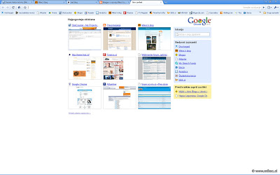 Google brskalnik – Chrome