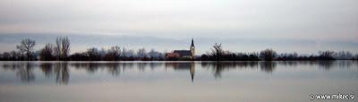 Poplave in reka Krka