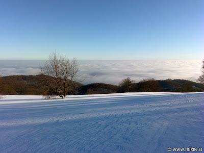 Razgled s Trdinovega vrha
