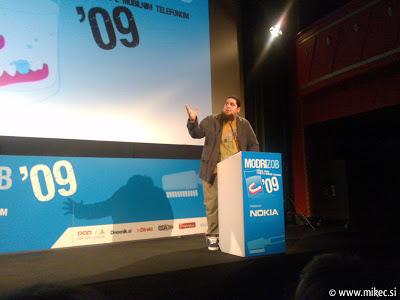 Modri zob – festival filmov posnetih z mobilnim telefonom