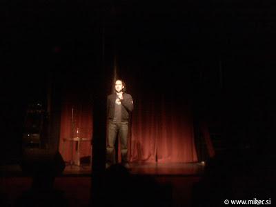 Stand up comedy @ Metelkova