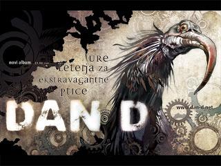 Dan D izdali nov album – Ure letenja za ekstravagantne ptice
