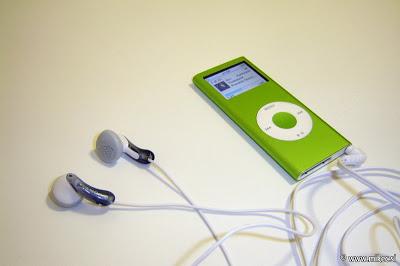 Prodam iPod nano 4GB green