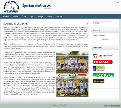 Spletna stran sd-asi.com