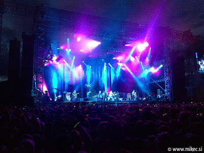 Itak – The koncert skupine The Killers @ Hipodrom Stožice