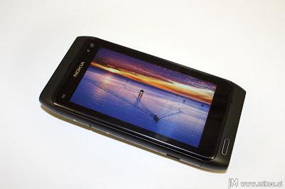 Nokia N8 – uporabniška izkušnja