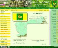 Spletna stran Občine Šentjernej …