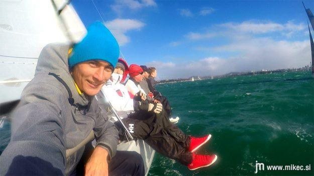 Jadranje z Volvo Ocean Race